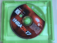 NBA2K17-Xbox one!🎮🤗