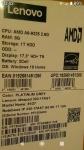 Lenovo laptop 17.3 inch 1tb hard drive
