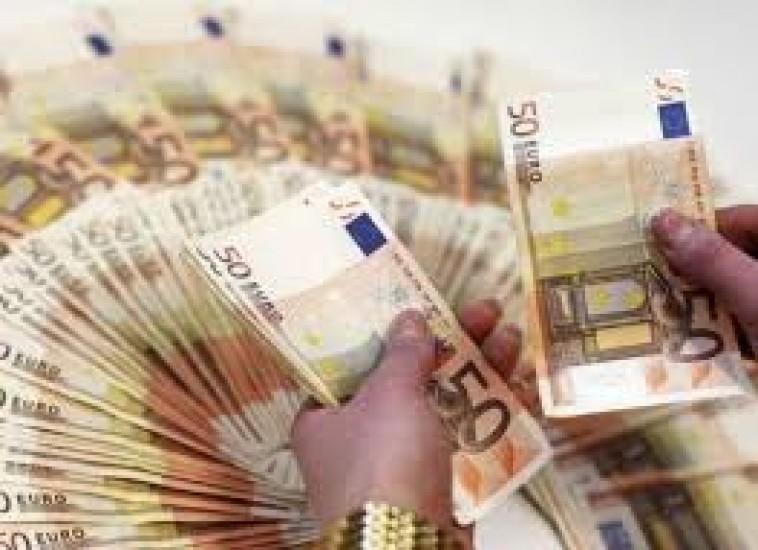 no 2000 līdz 800 000 € ar nosacījumiem
